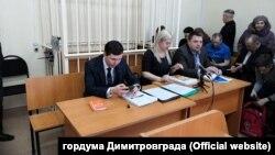 И.о. главы города Алексей Гадальшин (слева)