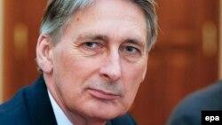 Міністр закордонних справ Великої Британії Філіп Геммонд