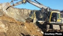 Iskopavanje kod Raške, foto: Tužilaštvo za ratne zločine