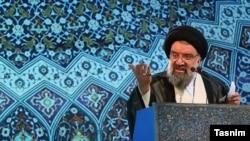 احمد خاتمی،امام جمعه تهران