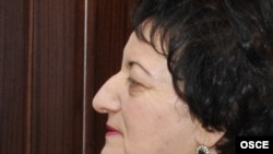 Омбудсман Эльмира Сулейманова