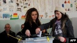 Foto nga zgjedhjet në Kosovë
