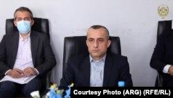 Амрулла Салех, первый вице-президент Афганистана