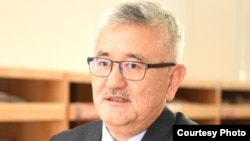 Абдуакап Кара, живущий в Турции казахский ученый.