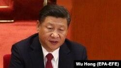 Çin prezidenti Xi Jinping