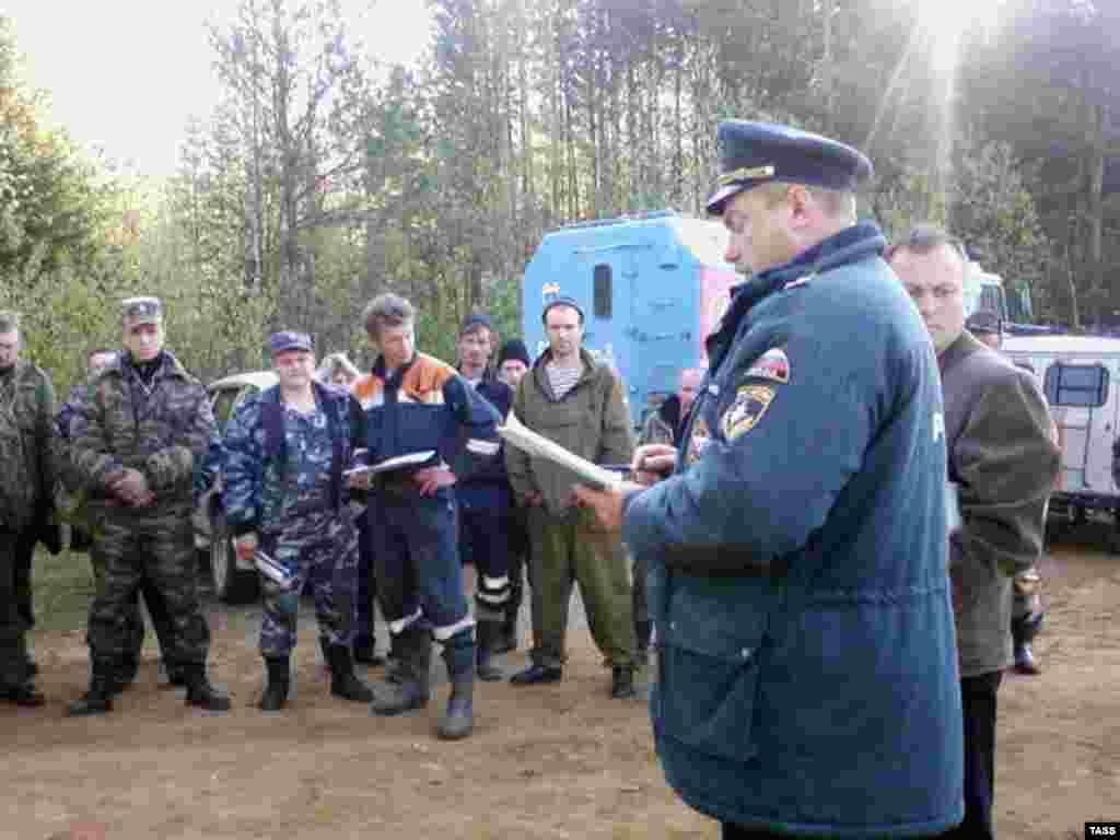 В Коми продолжаются поиски двух восьмилетних мальчиков, потерявшихся 5 июня в лесу Удорского района республики (ИТАР-ТАСС)