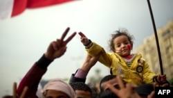 Каир, площадь Тахрир, 24 ноября