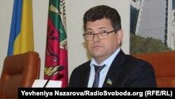 Міський голова Запоріжжя Володимир Буряк