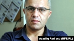 Azerbaijan -- Yalchin Imanov, attorney for investigative journalist and RFE/RL contributor Khadija Ismayilova.