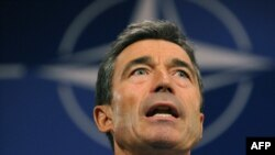 Новий генеральний секретар НАТО Андерс Фоґ Расмуссен 3 серпня 2009 р.