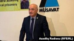 Arif Hacılı, 19 noyabr 2019