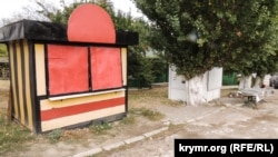 Тополевка, Белогорский район, сентябрь 2019 года