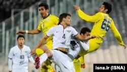 بازی نفت و الجیش قطر