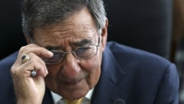 U.S. Secretary of Defense Leon Panetta