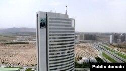 Türkmenistanyň Nebit-gaz we mineral serişdeleri ministrligi