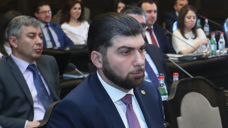Investigators Stand By Corruption Charges Against Armenian Official
