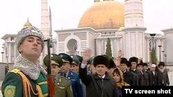 Türkmenistanyň yzyndan Çad we Demirgazyk Koreýa döwletleri sanawyň soňuny jemleýär.