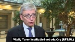 Євген Чолій, голова Світового конгресу українців