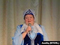 Хәлимә Шәмсиева