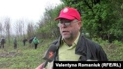 Президент польського громадського товариства «Волинський мотоциклетний рейд» Генрік Козак