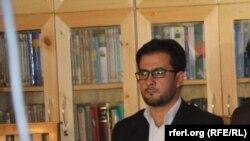 رحمت الله صالحی مسئول بنیاد انتخابات آزاد و عادلانه افغانستان یا فیفا