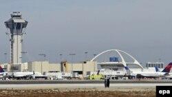 ԱՄՆ - Լոս Անջելեսի օդանավակայանը, արխիվ
