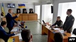 Засідання Оболонського райсуду Києва у справі Віктора Януковича, 26 червня 2017 року
