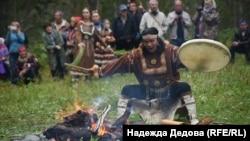 Костер в Пимчах