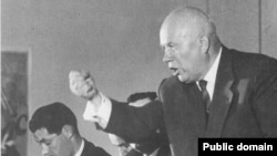 Хрушчоў заўжды меў тэрытарыяльныя пытаньні да Панамарэнкі