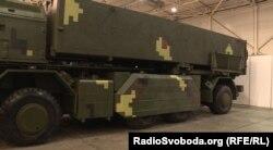 Ракетний комплекс «Сапсан», або, як називають, експортний варіант «Грім-2»