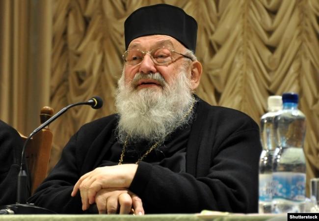 Кардинал УГКЦ Любомир Гузар