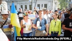 У 2015 році частина українців виходила на так звані «кредитний майдан» і «тарифний майдан», але ці акції масовими не стали