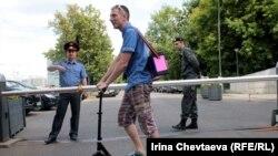 """Московская """"Монстрация"""""""