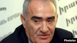 Հայաստանի հանրապետական կուսակցության փոխնախագահ Գալուստ Սահակյան