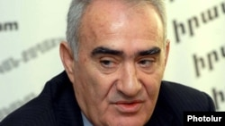 Замрпед Республиканской партии Армении Галуст Саакян