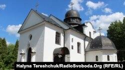 Церква УГКЦ на Страдецькій горі