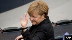 Germaniýanyň kansleri Angela Merkel