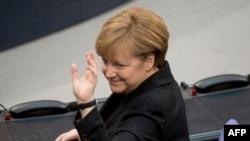 Анґела Меркель, архівне фото