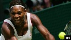 Американская теннисистка Серена Уильямс дважды выиграла Уимблдон-2012