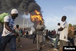 После переворота в Мали. Март 2012 года