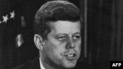 John Fitzgerald Kennedy,