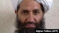 новиот верски лидер на Талибанците Мавлеви Ахунџада