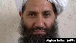 Taliban supreme leader Mullah Haibatullah Akhundzada