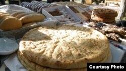 Традиционные три пирога были обязательны на новогоднем столе осетинской семьи