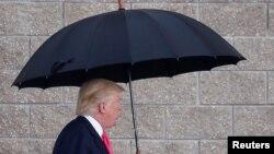 Դոնալդ Թրամփը, արխիվ, 24 օգոստոսի, Տամպա, Ֆլորիդա, 2016թ.
