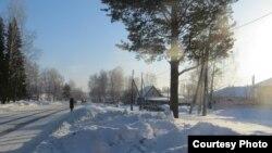 Село Кривошеино сегодня