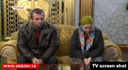 Televidenie orqali sazoyi qilingan Ayshat Inaeva eri bilan