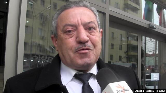 Zakir Səfərov