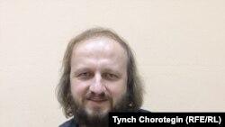 Жыйындын катышуучуларынын бири, чех тарыхчысы Петр Кокайсл.