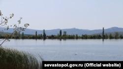 Водосховище Уркуста, село Передове, Крим